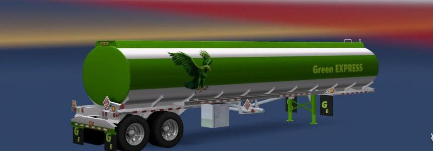 Heil Tanker Trailer 2 Axles v1.3