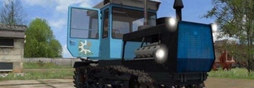 HTZ 181 Tractor Blue v1.0