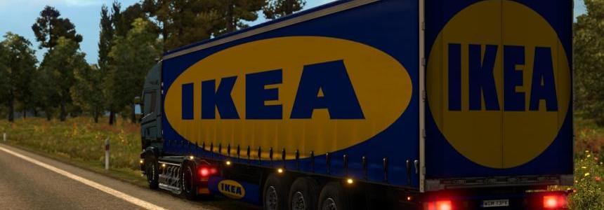 Ikea trailer skin 1.22