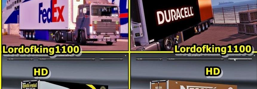 International Trailers Pack V1.22