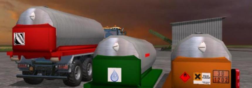 IT Runner Universal Tank v1.0