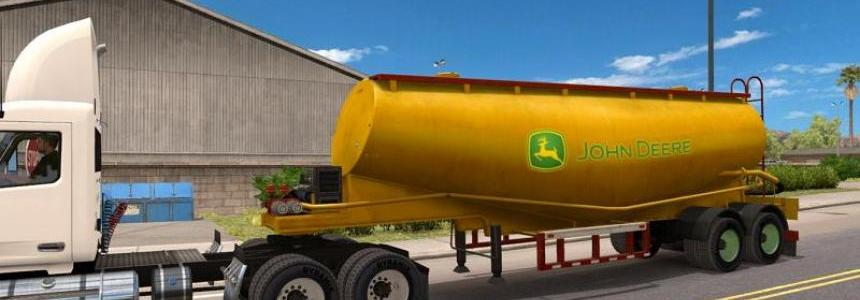 John Deere fertilizer tanker v1.0