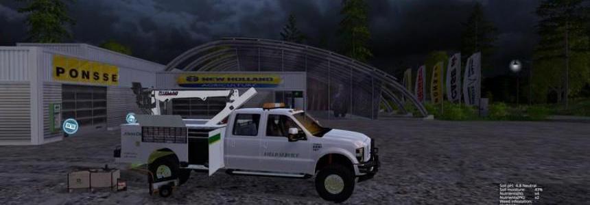 John Deere Repair Truck v3.0