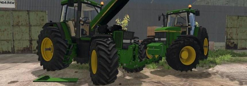 JohnDeere 7810 Weight and FH v1.0