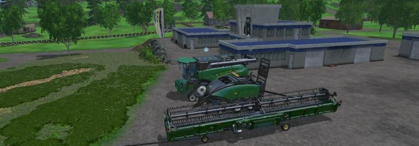 John DeerE Green NH Pack v1.0 By Eagle355th