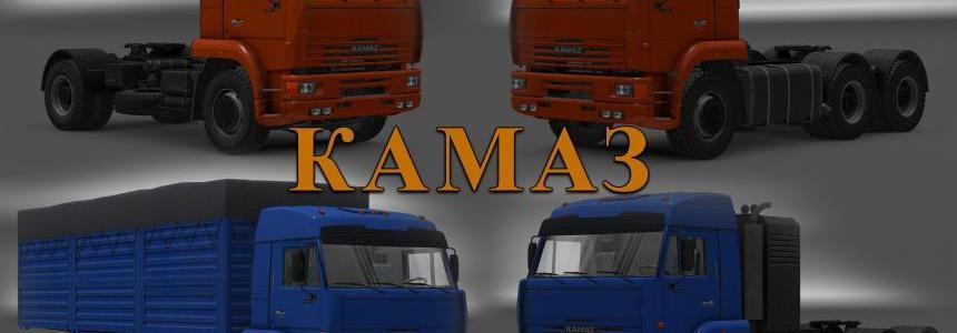Kamaz 54-64-65 By Koral v1.1