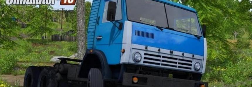 Kamaz 5410 Truck v1.0