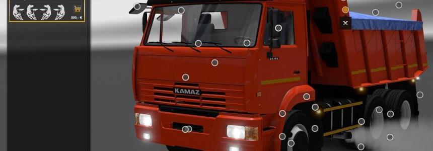 KAMAZ 65115 v1.1