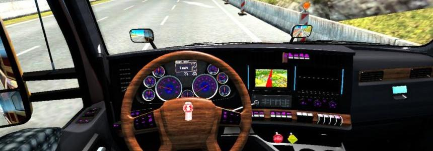 Kenworth T680 New Classic Interior 1.22.2.8