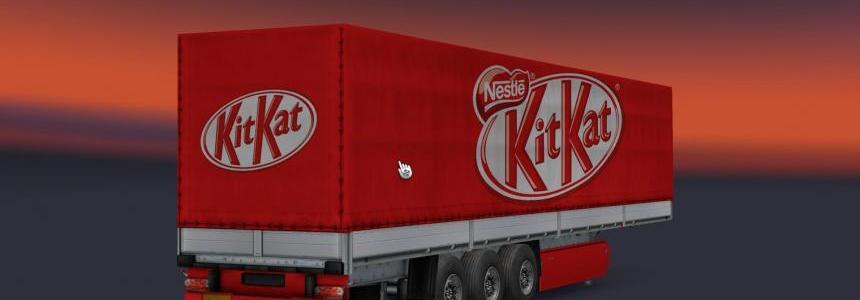 KitKat trailer skin 1.22