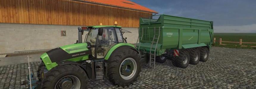 KRAMPE BANDIT 800 green v1.0