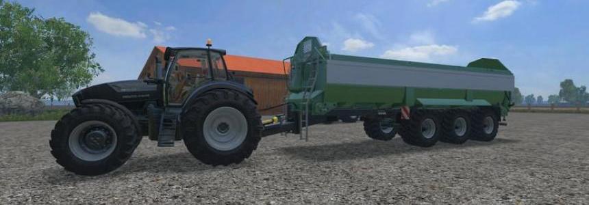 KRAMPE BANDIT 980 green v2.0