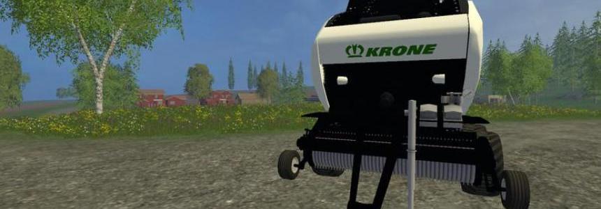 Krone Comprima 180 Black v1.1