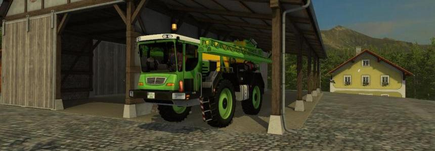 Lizard Self Propelled Sprayer V1.0