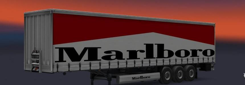 Marlboro Trailer