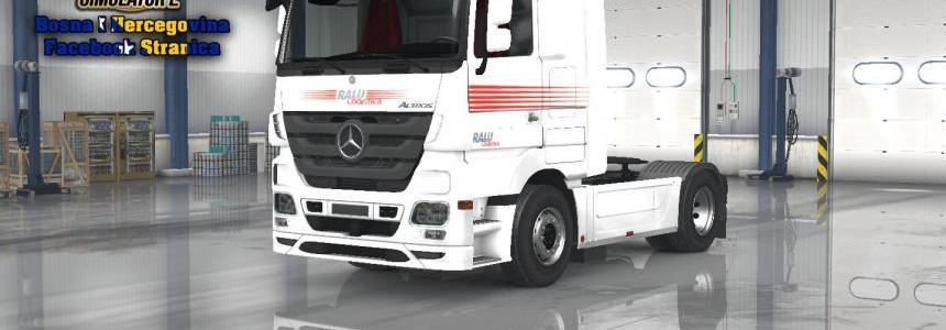 Mercedes MP3 Ralu Logistika 1.0
