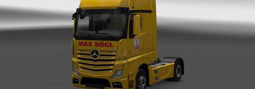 Mercedes MP4 Max Bogl Skin v1