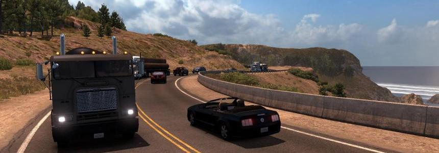 MHAPro map v1.3 for ATS v1.2