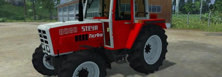 Mr Steyr 8080 Turbo v1.0