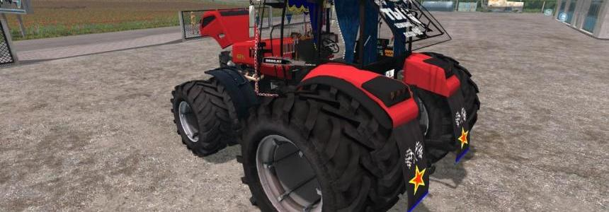 MTZ 3522 Belarus Twin Wheels v1.1
