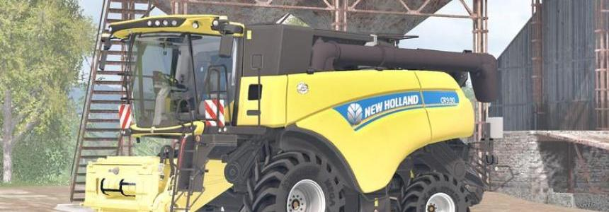New Holland CR9.90 40 Years Edition v1.1