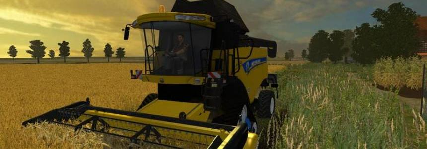 New Holland Rice Pack v1.0