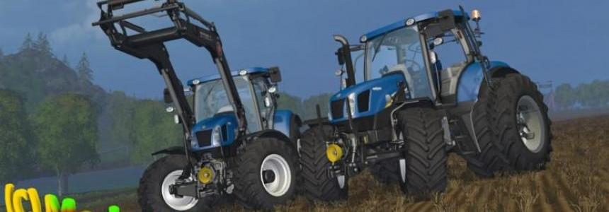 New Holland T6.160 v1.0.0