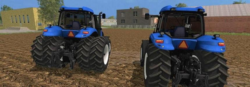New Holland T8.270 Brasil v1.0