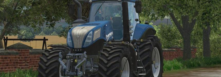 New Holland T8.420 BluePower v1