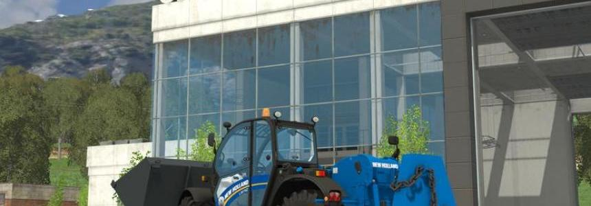 New Holland TL 742 v1.0