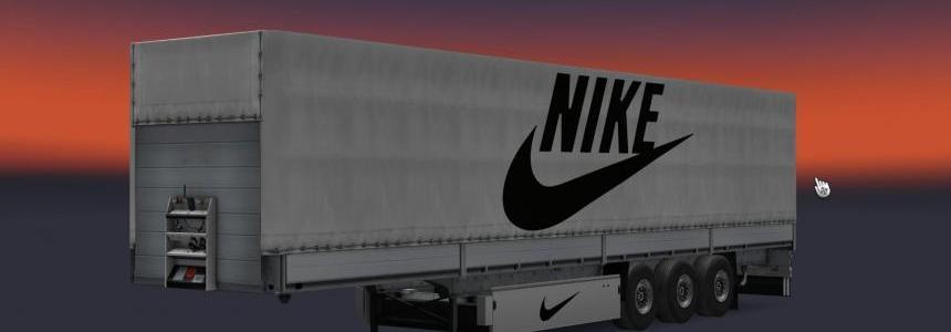 Nike trailer skin 1.22