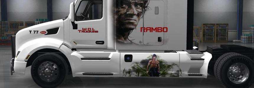 Peterbilt 579 Rambo