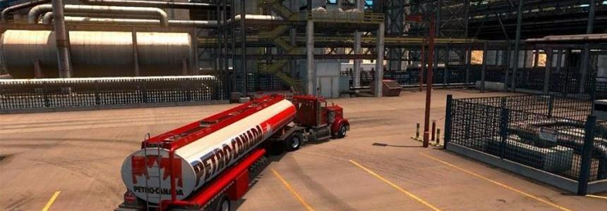 Petro Canada Fuel Tank Trailer v2.0