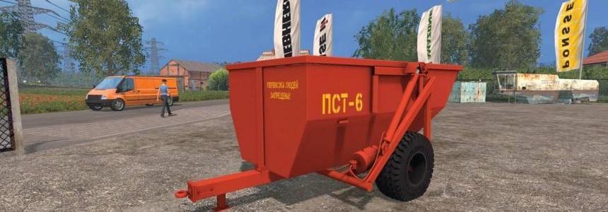 PST-6 Red v1.0