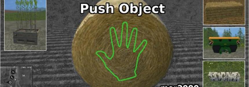 Push Object v1.1