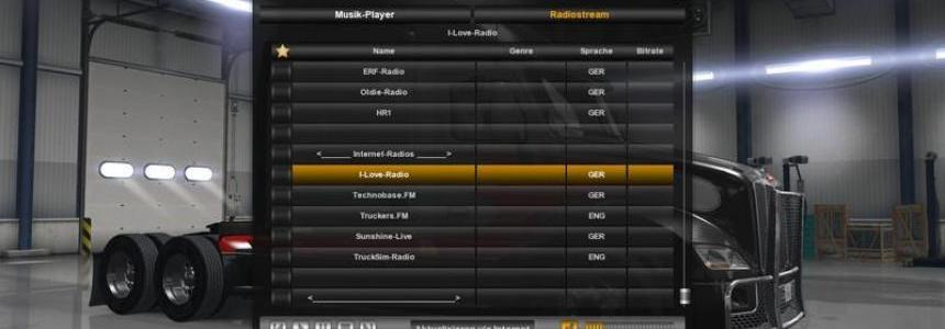 Radio Live Stream Lander V2.0.0