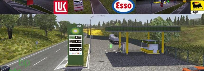 Real Gas station V1.23
