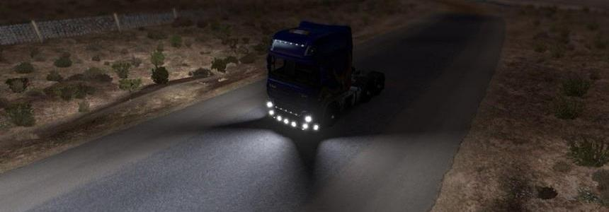 Real Light Fog Lamp v1