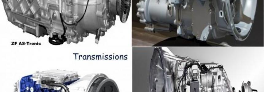 Realistic transmissions v1.4