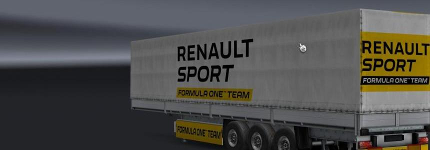 Renault Sport racing team skin 1.22