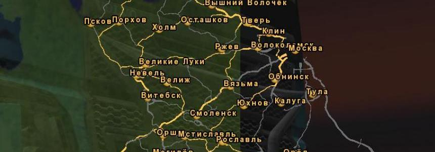 RusMap (Russian version) v1.6.1.1