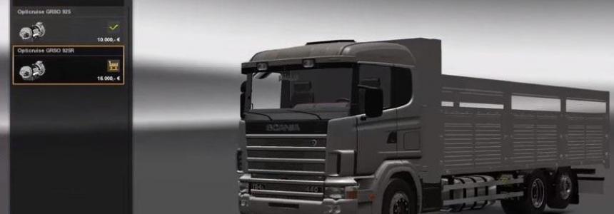 Scania 10 Teker