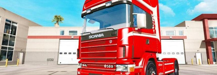Scania 164L 580 v2.2.1