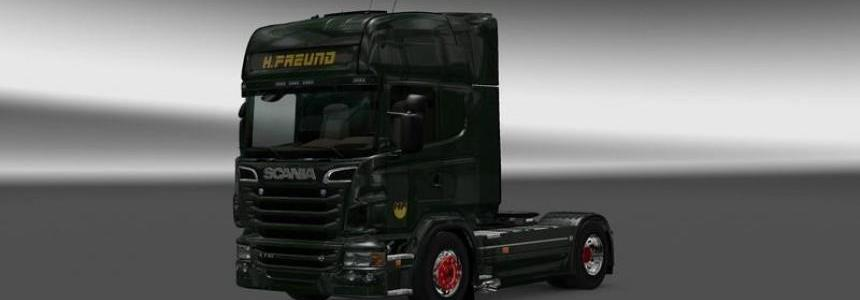 Scania Highline Topline GTM H Friend V2.1