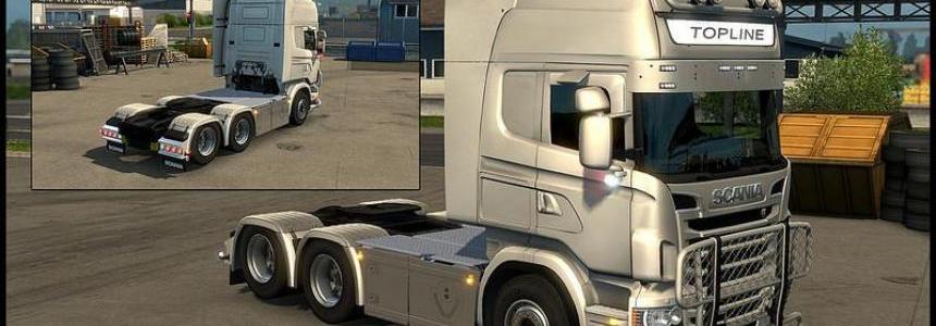 Scania Mods v1.1.1
