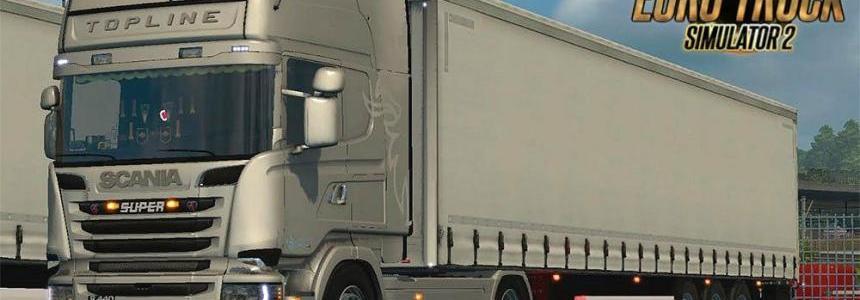 Scania R & S Series v5.0