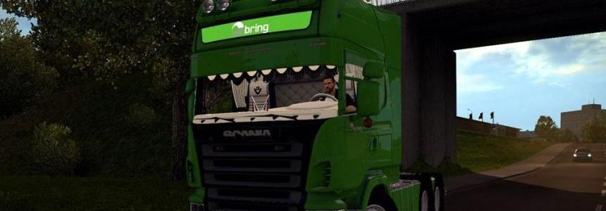 Scania R620 Bring v2.5