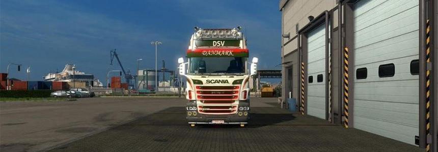 Scania rjl DSV 1.22.x