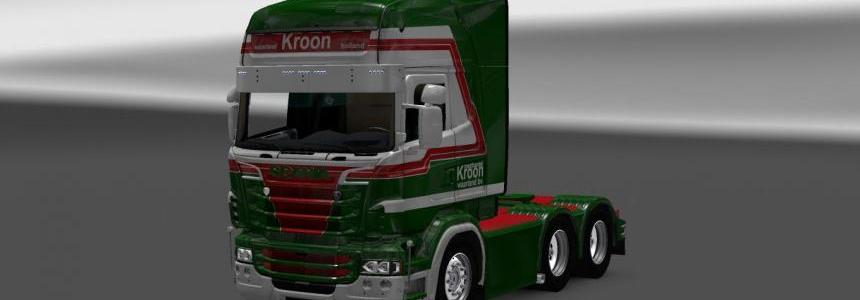 Scania RS RJL Kroon Skin