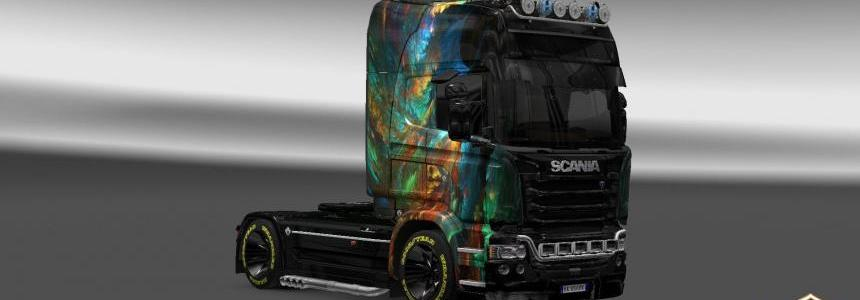 Scania Streamline Branch v2 Skin